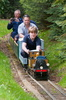 Birchley Miniature Railway - Last Run