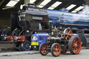 Trains and Miniature Traction Engines 2015